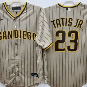 NWT Fernando Tatis Jr. San Diego Padres Jersey